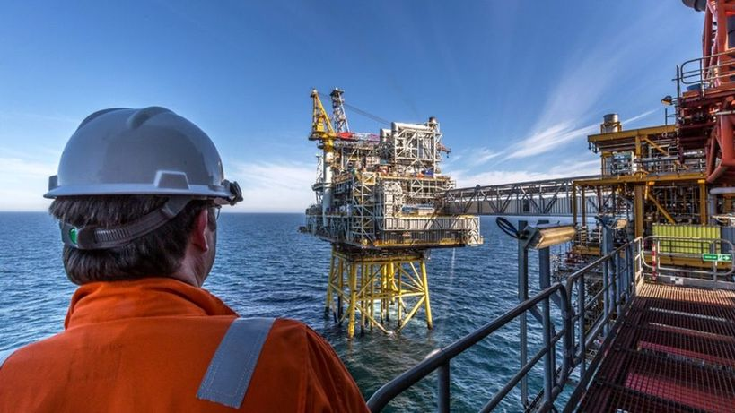 Safety Equipment for Offshore Drilling Work