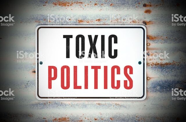 Toxic Politics: How It Happens and What to Do About It