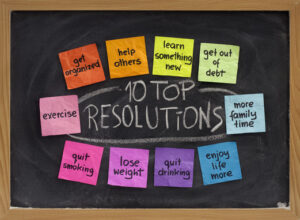 Wondering What New Year Resolution You Should Make?