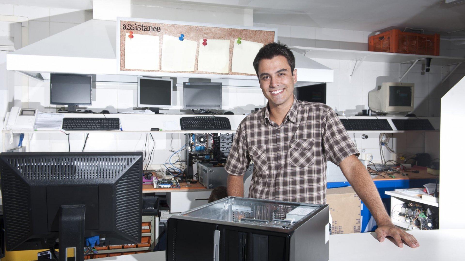Become a Tech Entrepreneur