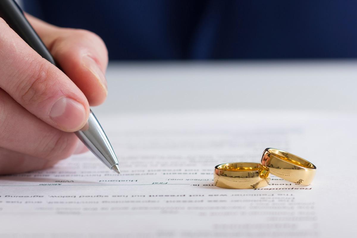 Surprising Divorce Facts
