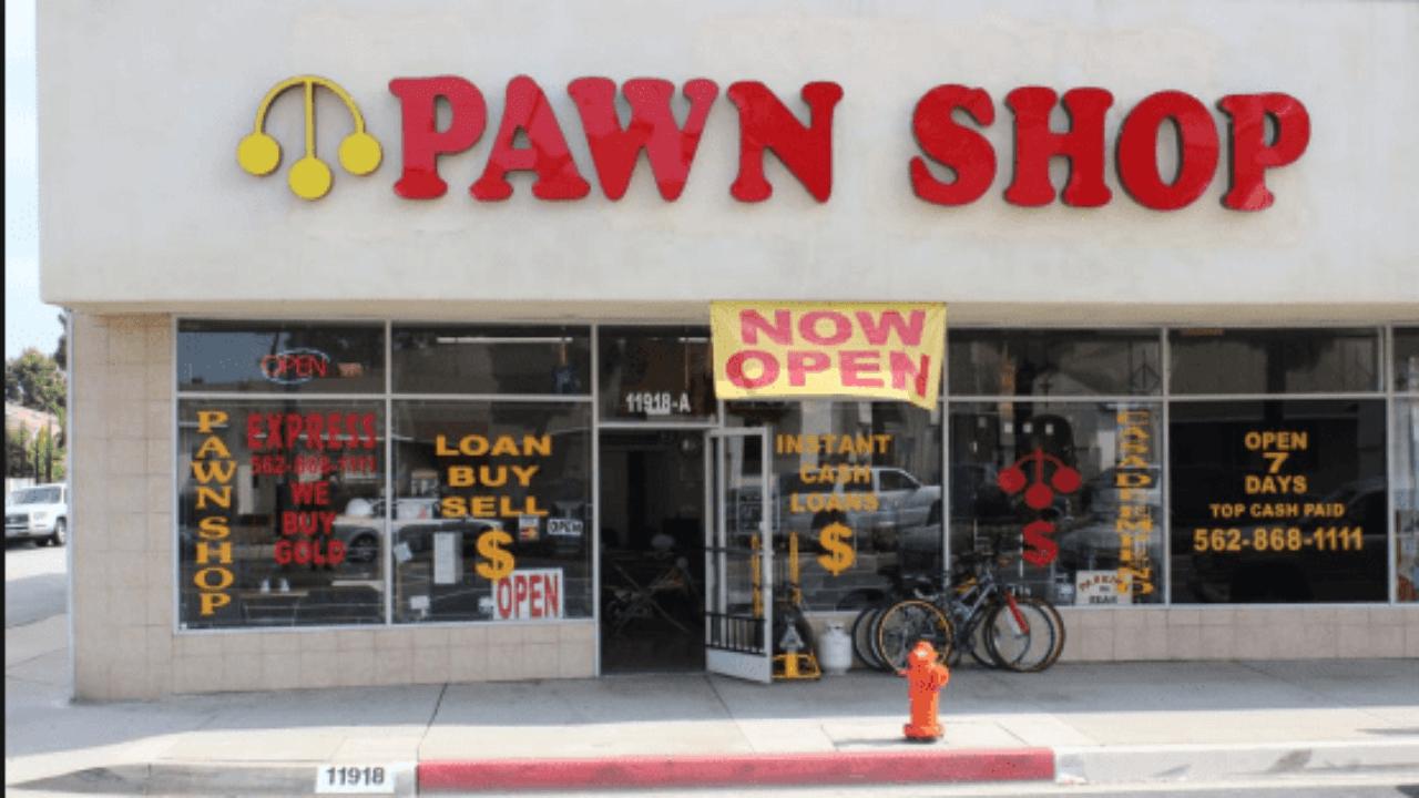 Local Pawn Shops