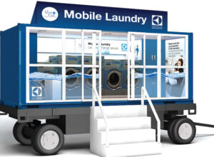 Benefits of Mobile Laundry Facilities