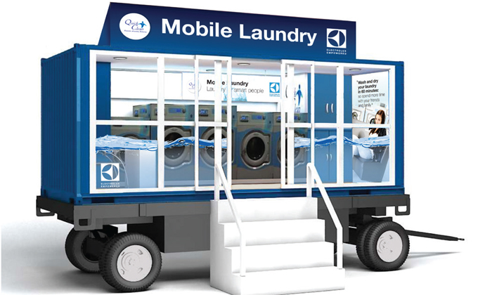 Mobile Laundry