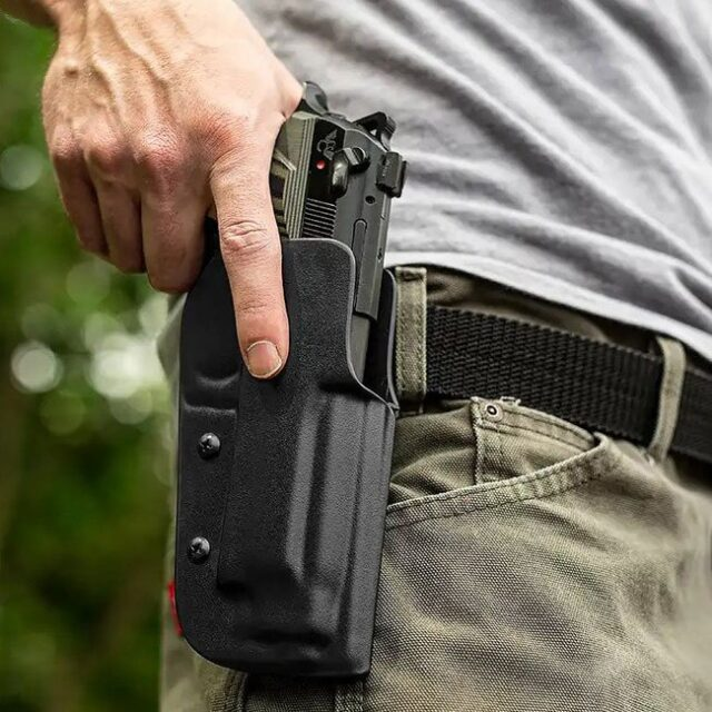 Which Holster Should You Choose?